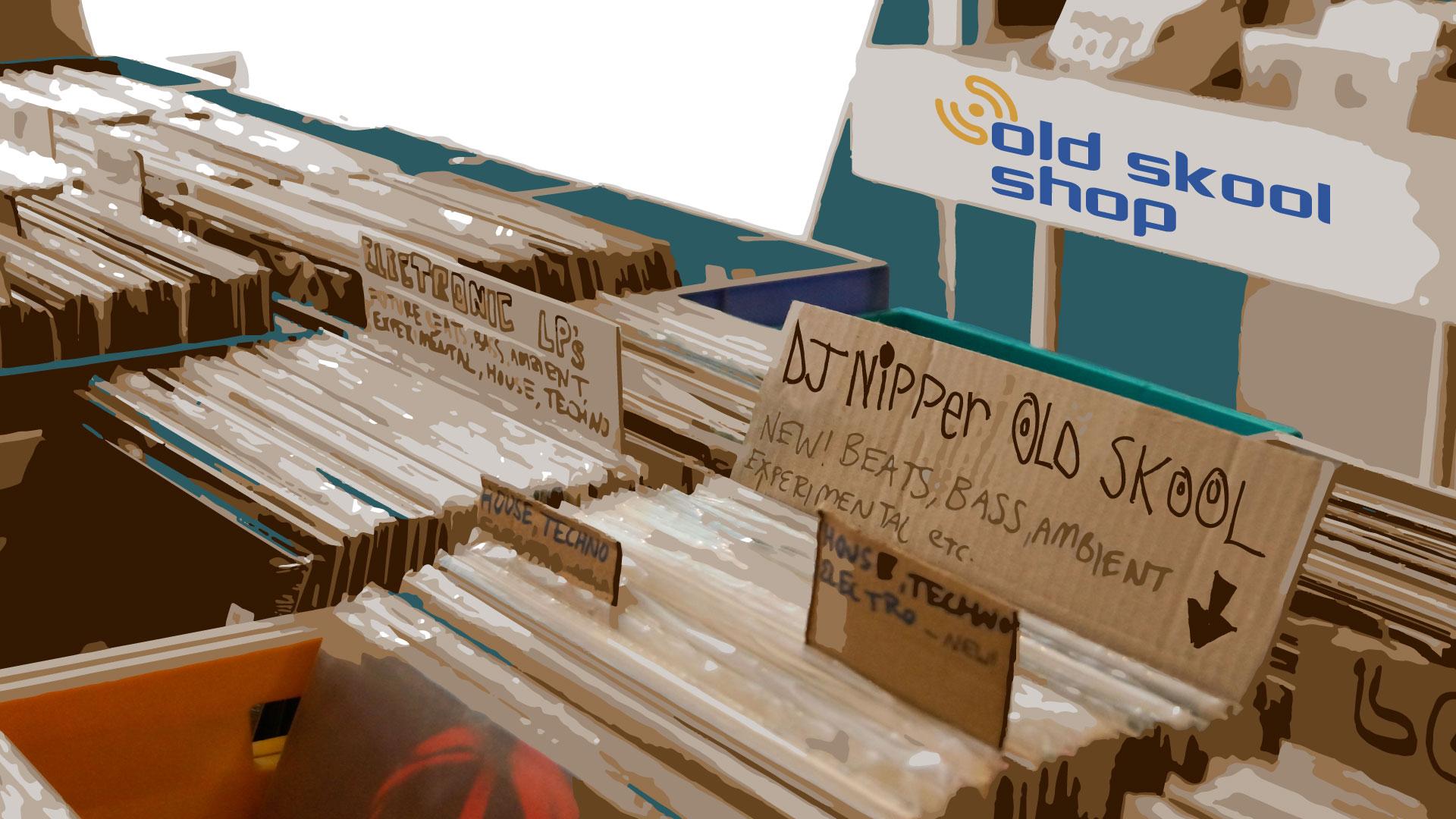 OS Vinyl Shop